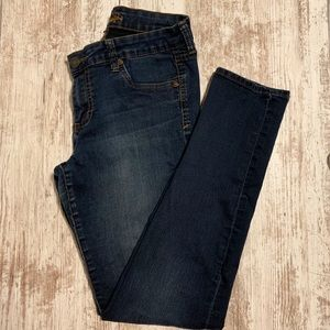 Kut from the Kloth skinny jeans- 8